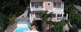Villa Anastasia- Properties to rent in Sinies Corfu Greece