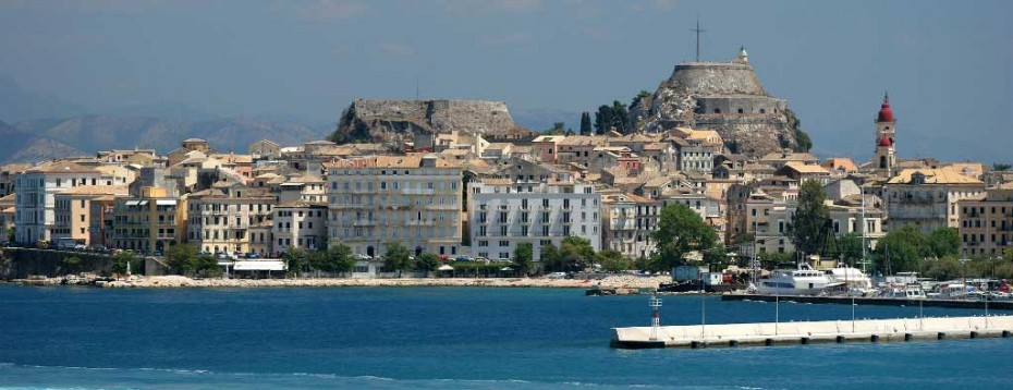 Corfu Greece - Ionian Islands